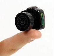 HOT Smallest Micro Camera Mini Camcorder Video Recorder DVR Hidden Pinhole Webcam Free Shipping