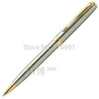 Free Shipping DHL fountain pen parker pens office supplies school parker sonnet metal gold color parker original metal pen hot