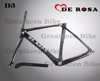 Sales Promotion! 2014 New Model Derosa D2 GREEN carbon frame bicycle carbon look frame colnago m10 de-rosa superking 888 HUB
