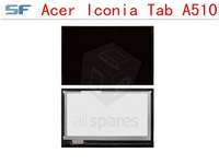 LCD screen panel for Acer Iconia Tab A510, Iconia Tab A511 Tablets