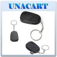 Car Key Hidden Mini Pinhole Covert Camera DVR Digital Video Voice Recorder CAM