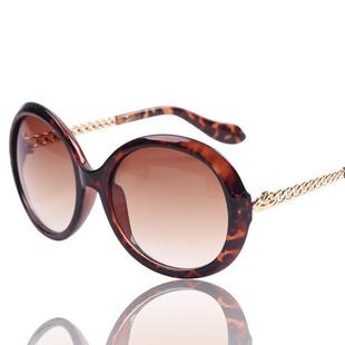 2014 new fashion sunglasses, sunglasses metal hinge light mirror sunshade mirror sunglasses(China (Mainland))