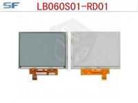 """LCD for Digma E601 E-Reader, (6"""", (800x600)) #LB060S01-RD01"""