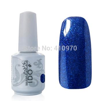 Традиционный индивидуальные IDO 1600 ногтей гель для ногтей уф гель цвет
