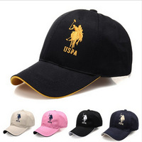 2014 Wholesale Fashion Cheap Snapback Hats High Quality Hats Men's And Women Polo Baseball Cap 100% Cotton Free Shipping YSM-181