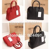 2014 New Fashion Versatile PU Leather Handbags Classic shoulder bag Women Messenger Bags Totes 8329