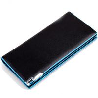 High quality Men's vintage genuine leather short men wallets 5 colors male wallets man purse