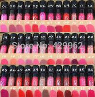 12pcs/lot matte lipstick 36 colors velvet high quality waterproof lip gloss colors big discount