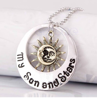 THE Game Of Thrones Moon Of My Life My Sun And Stars Chain Necklace