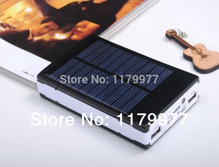 2015 Popular 50000mAh solar power bank portable charger solar external battery for iPhone samsung iPad(China (Mainland))
