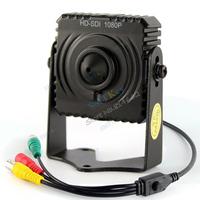 1080P SDI cctv Camera 1/3 inch progressive scan 2.1 Mega Pixel Panasonic CMOS Sensor Pinhole Lens Mini Camera HD SDI cctv Camera