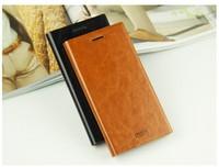 Original MOFI NEW Rui series Ventilation Ultrathin flip leather stand case for Nokia Lumia 730 + retail BOX + Free shipping