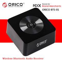 ORICO BTS-01 RCA + 3.5mm Wireless Bluetooth 3.0 Hi-Fi Stereo Audio Music Receiver Speaker Adapters