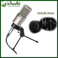 Takstar PC-K200 Professional Capacitor Microphones for Recording/Broadcasting/ On-stage performance/Computer