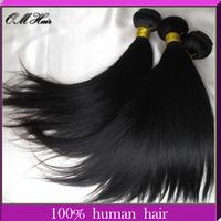Queen Hair Products 3pcs/lot Malaysian Virgin Hair Silky Straight Unprocessed Virgin Malaysian Hair Weave 100g/pc 8''-28'' Black