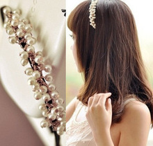 cheap beaded hair jewelry