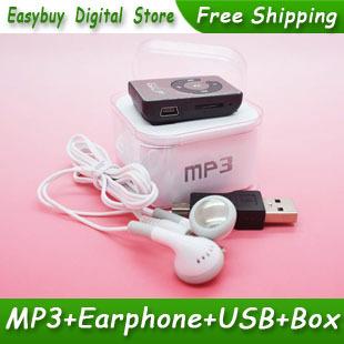 MP3-плеер NewBrand 10pcs/lot /mp3/sd/tf & USB & M001 mp3 плеер usb mp3 usb sd tf hitm 42088