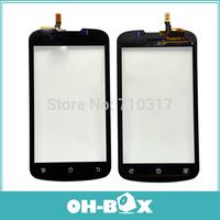 100% Original Touch Screen Digitizer For HuaWei Ascend G300 U8815 U8818 Black Free Shipping