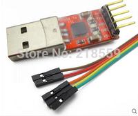 1pcx CP2102 module USB to TTL USB to serial module UART STC Downloader Brush upgrade board