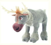 Free shipping new 2014 original FROZEN plush toy Sven reindeer stuffed animals toys Frozen princess doll plush toys for children