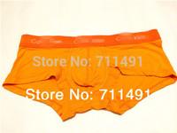 NEw arrival 100% cotton Men Boxers Underwear Sexy  seamless lumbar kidney Shorts Underpants Cotton Underware