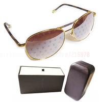 2014 French Hot-selling designer sunglasses all-match Brand E0068 Eyewear luxury fashion male sunglasses trend of glasses