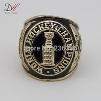 Free Shipping Defective 1959 Hockey Jacques Plante Championship Ring 1 Pcs