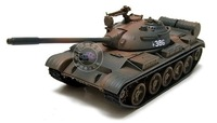 Popular Children Tank Toys T-55 Alloy Tank Model Collectable Military Model Educational Toys For Kids Free Shipping