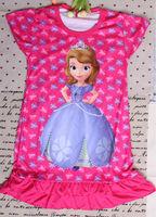 2014 New Hot Sale!!!!!! Princess  Sofia dress Free shipping N.184
