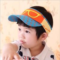 New Baby glasses star design visor ,children girl and boy summer sun-hat Hats & Caps