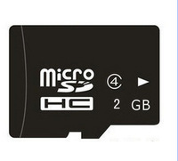 Class 4 Memory Card Flash Card Micro SD Card  2G  Ultra Micro TF