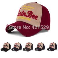 Lovers Baseball Cap  Man  Women  Summer Sunbonnet Hat Female Summer Cowboy Hat Cap Free Shipping Wholesales New Arrival
