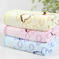 Free Shipping!!  3pcs/Lot Micro Fiber Baby's Towel   26*50CM