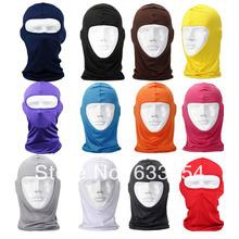 Hot Sales Classic Lycra Ski Face Mask Bike Bicycle CS Sports Football Balaclava Helmet Free shipping &wholesale(China (Mainland))
