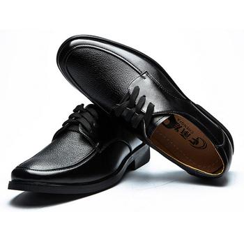 Новый свободного покроя обувь для мужчин. англия Кожа PU является высокотехнологичным ...