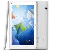 DHL/EMS Free Shipping Chuwi v17pro 8gb 7 dual-core wifi hd capacitive screens tablet Wifi External 3G (Silver)