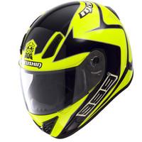 ECE standard motorcycle helmet full helmet Marushin 999RS send black anti-fog lenses