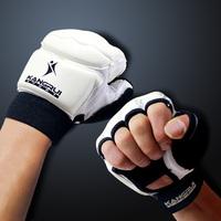 Boxing gloves semi-finger adult gloves sandbagged set male Kangrui 2086A Haizhijing HQ1401 sports safety athletic