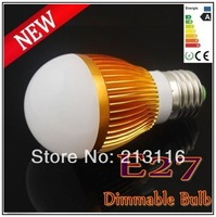 10pcs/lot Dimmable Bubble Ball Bulb 9w 12W 15W E27 GU10 E14 B22 E26 Ball Steep light Globe light LED Light Bulbs Lamp Lighting