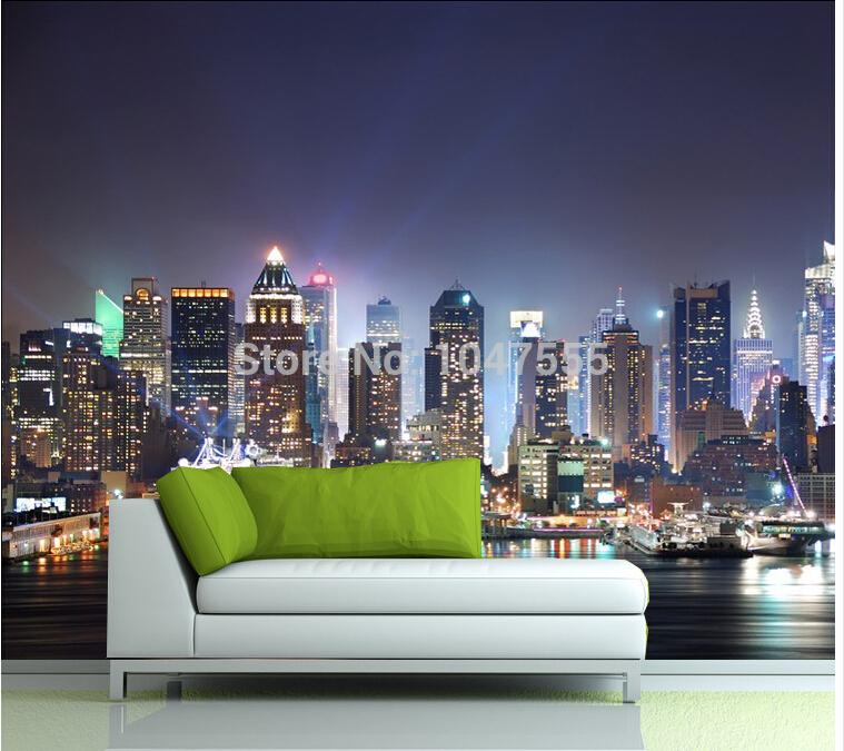Papel pintado la pared de tamao de rollo de papel para la - Papel pintado nueva york ...