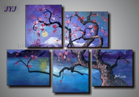 Directly From Artist ! 100% Handmade Modern Abstract Oil Painting On Canvas Wall Art Gift ,Top Home Decoration TH046