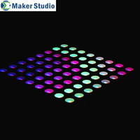 Rainbow Block Kit for Arduino(excluded) diy kit  LED matrix free shipping