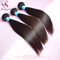 "Peruvian virgin hair straight 6A Unprocessed virgin hair extension Rosa queen hair products 3pcs lot 8"" to 30"" human hair weaves"