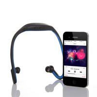 S9 Sports MP3 Wireless Bluetooth Headset Ear Hang In-ear Stereo Headphones