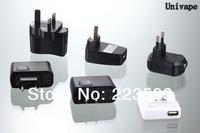 2014 Hot univape uk vape adapator Black,AC 100-240V to DC 12V 1.5A Switching Power Supply Converter Adapter EU Plug ecig charger