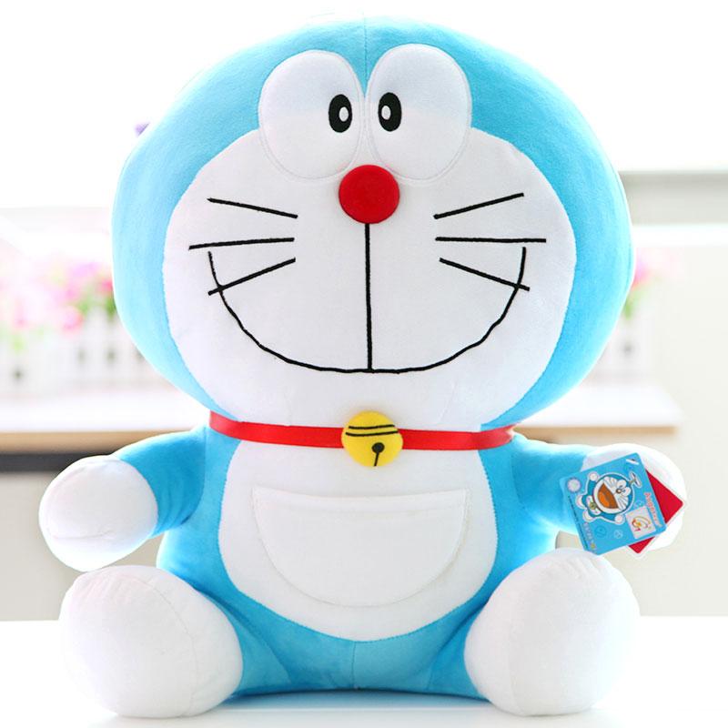 Geniune Brand Doraemon Plush toy doll Cat Kids Gift 25cm /9 Inches(China (Mainland))