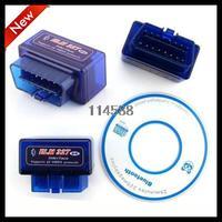 2014 Latest version Super Mini Elm327 Bluetooth V2.1 OBD2 Scanner ELM 327 Bluetooth Smart Car Diagnostic Interface ELM 327 V2.1