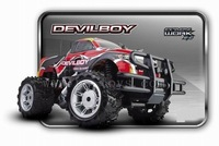 free shipping blue red cool children SUVs big R/C car  charging electric R/C toy car gift for boy