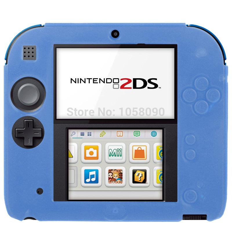 Футляры, Чехлы для Nintendo For 2DS Nintendo 2DS GM-0025G чехлы и футляры s t dupont st95102
