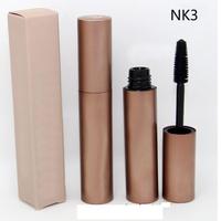 Hot sale 2014 Brand New Nake 3 Black Mascara Makeup volume express colossal nk3 mascara nk make up free shipping
